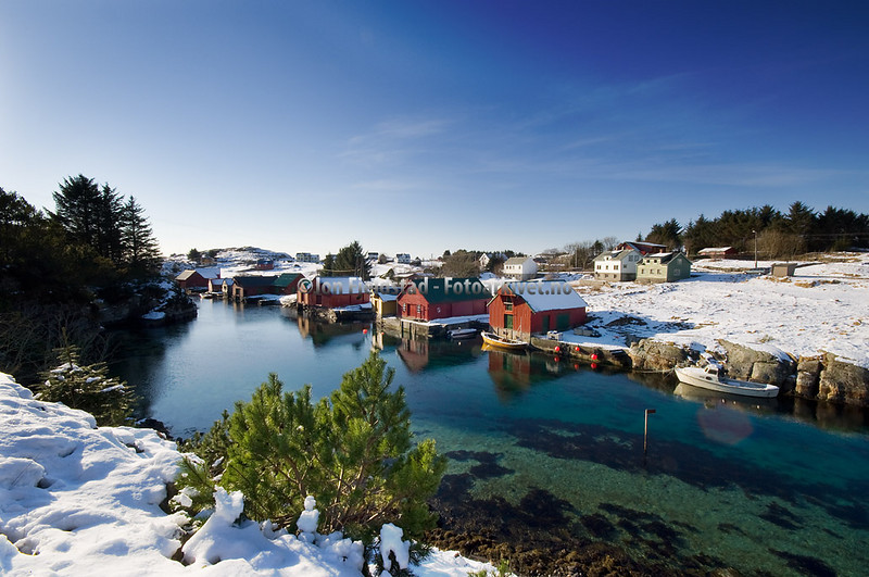 HERDLEVÆR - ØYGARDEN - HORDALAND