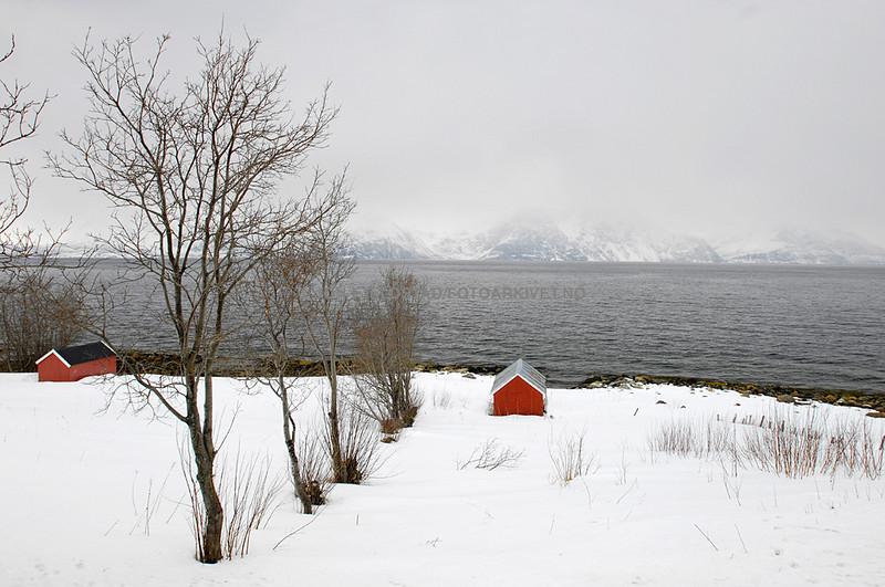 NORDMANNVIK - KÅFJORD - TROMS