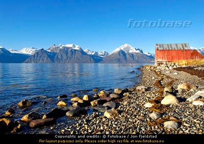 Ved Hammarvika - Kåfjord - Troms
