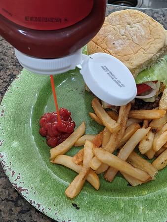K - Ketchup