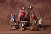 9901 Little Birds and Cardinal C