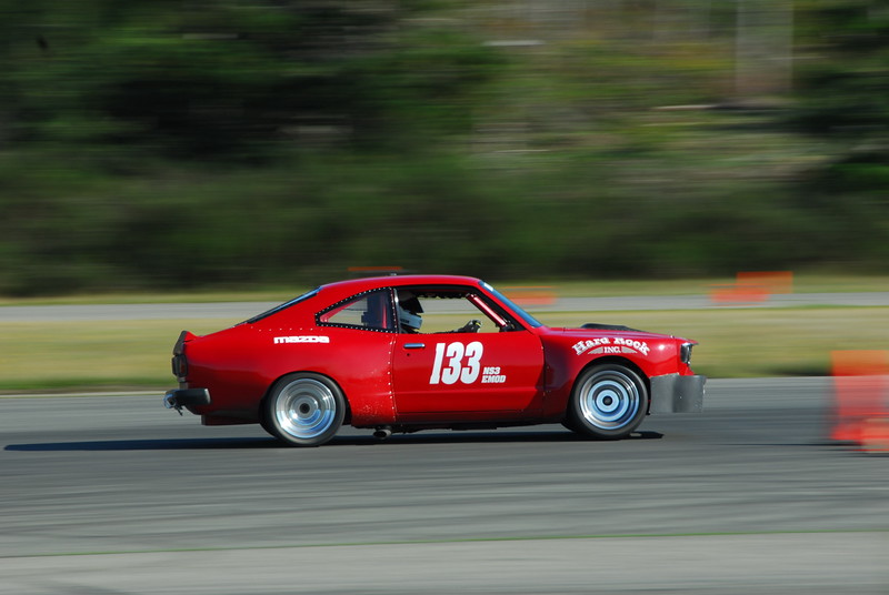 Track day at Bremerton Raceway.