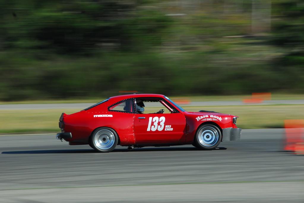 Track day at Bremerton Raceway.