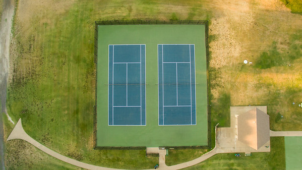 Eureka Park Tennis Courts