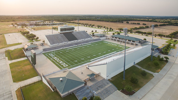 CH Collins Football Stadium
