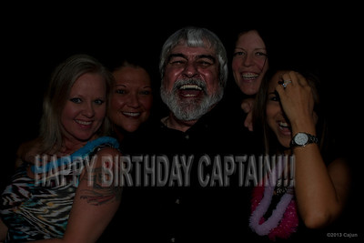 Happy Birthday Captain Greg