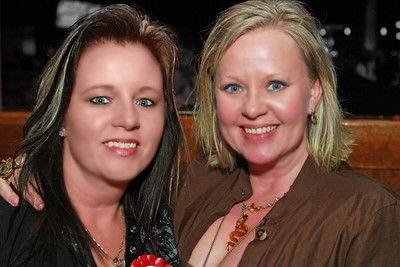 Missy and Denise, Sisters. Happy Birthday Missy 01/05/2012 Outback in Dalton, Ga. Photography By Lloyd Kenney III (C) 2013 All Rights Reserved.