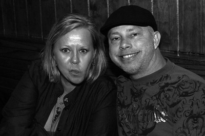 Denise and Jim. Happy Birthday Missy 01/05/2012 Outback in Dalton, Ga. Photography By Lloyd Kenney III (C) 2013 All Rights Reserved.