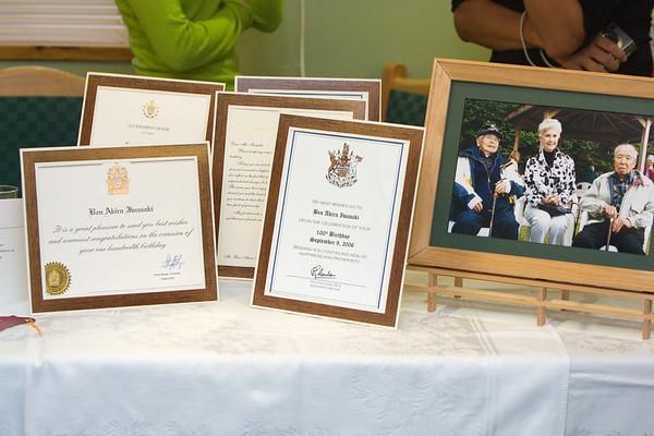 More certificates