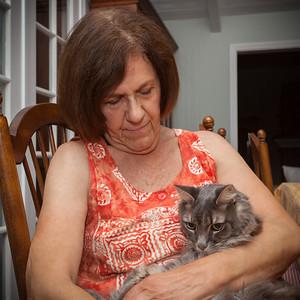 Mom and Meeko