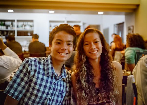 Jayden and Jacqueline