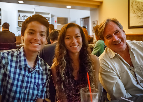 Jayden, Jacqueline, and Mark