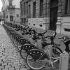 Velib bicycle share, Lyon