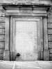 Door, Westside IRT Power Station, McKim, Meade & White, Architects, New York City