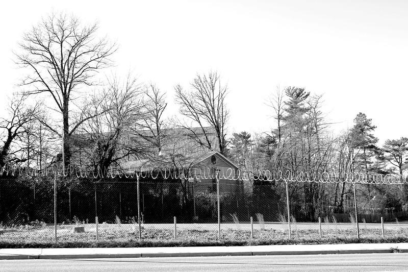 Parking Lot, Rockville, MD