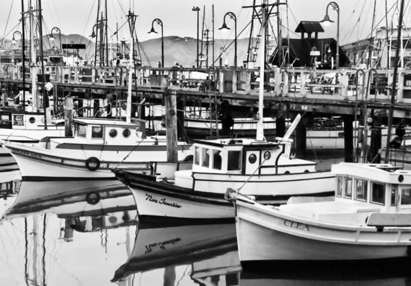 Fishermen's Wharf