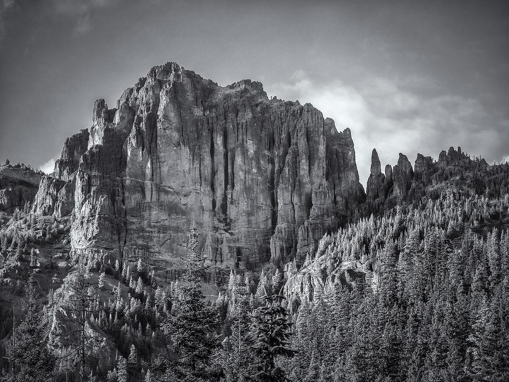 Middle Fife Peak