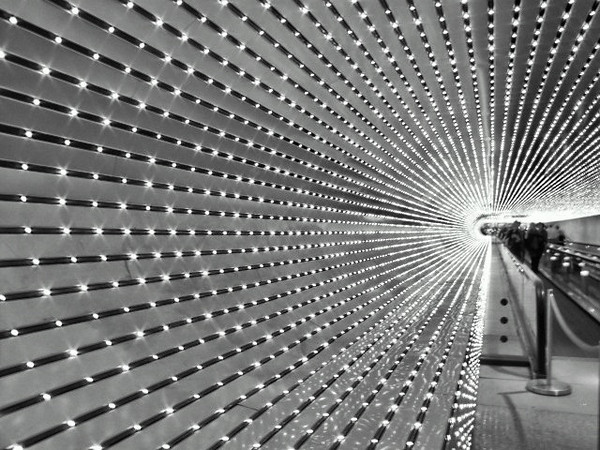 Connecting Tunnel, Museum of Art, Washington, DC