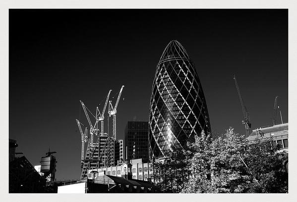 London 2012 BW