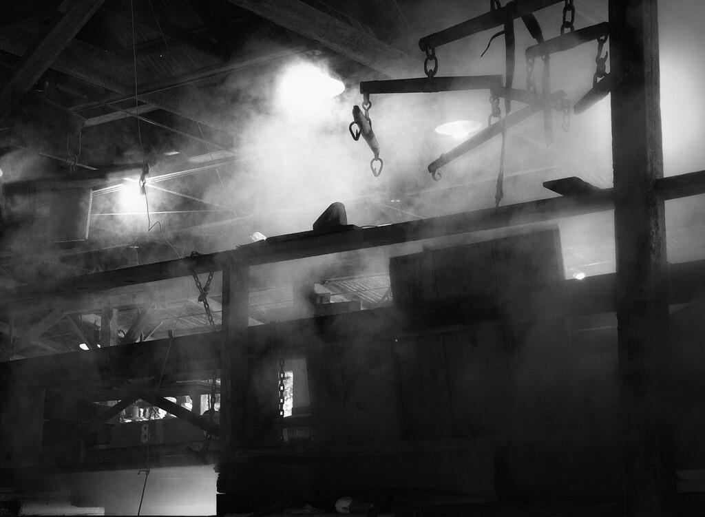 Steam Mill