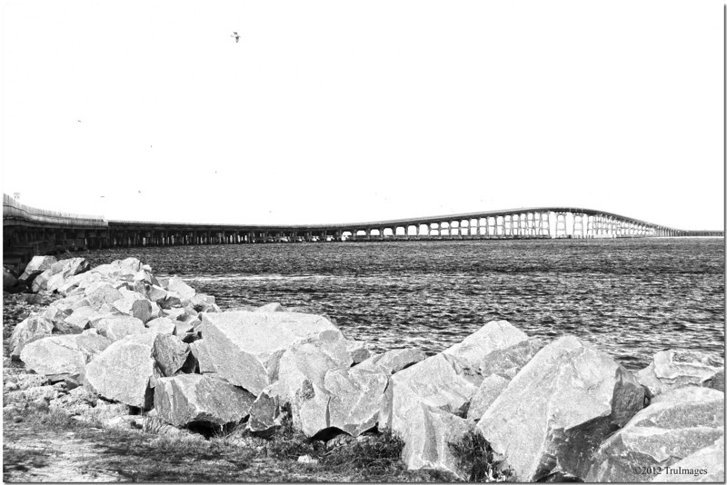 Feb 6<br /> Bonner brdge connecting Bodie and Pea Islands