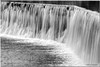 Oct 5 <br /> Waterfall <br /> <br /> Happy Friday everyone! Another photo from the archives.. busy at work these days! This is a closer view of the dam at the Dan river in Danville, Va.<br /> Thanks for yesterday's comments!!!