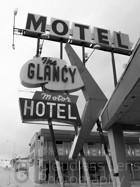 Motel Glancy in Clinton