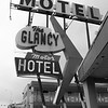 Motel Glancy in Clinton