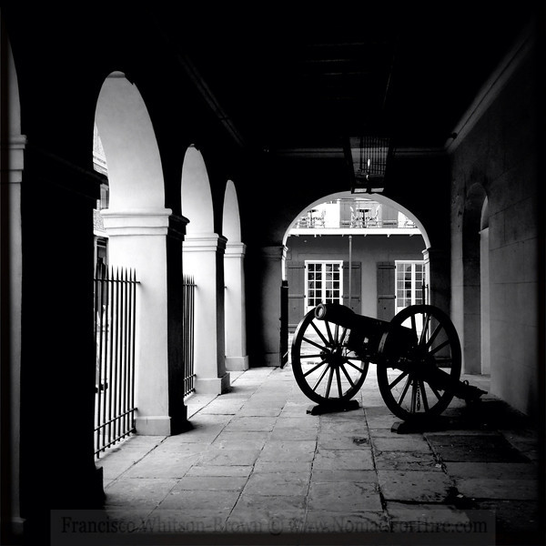 The French, The Spanish, The Pirates, The Haitians, The Indians, The Americans, The Italians, The Irish. With such a long history, the end result is quite unique and spectacular.<br /> New Orleans
