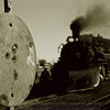 Cumbres & Toltec narrow gauge Railway, <br /> Northern New Mexico.