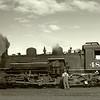 Cumbres & Toltec narrow gauge Railway. Northern New Mexico.