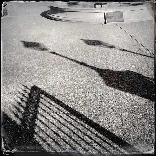 French Quarter Shadows.