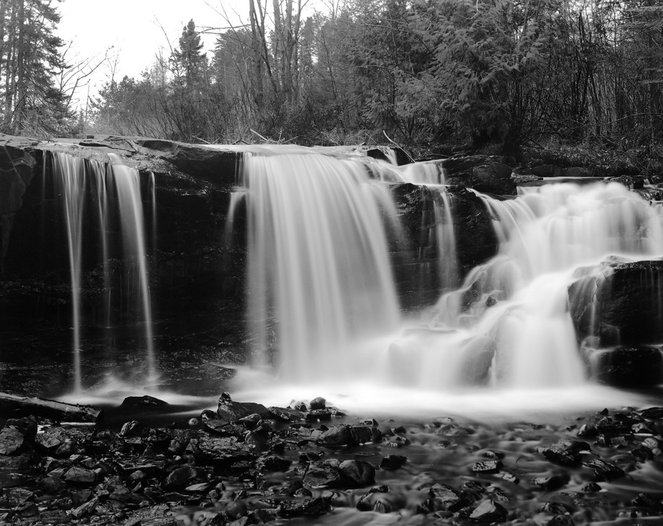 15 seconds at Raleigh Falls, Ontario