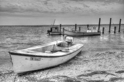 Oyster Boats, East Point, FL