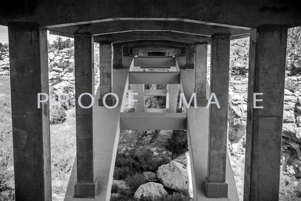 Bridge - Black and White