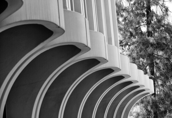August 1, 2013: Architectural patterns at UCI.