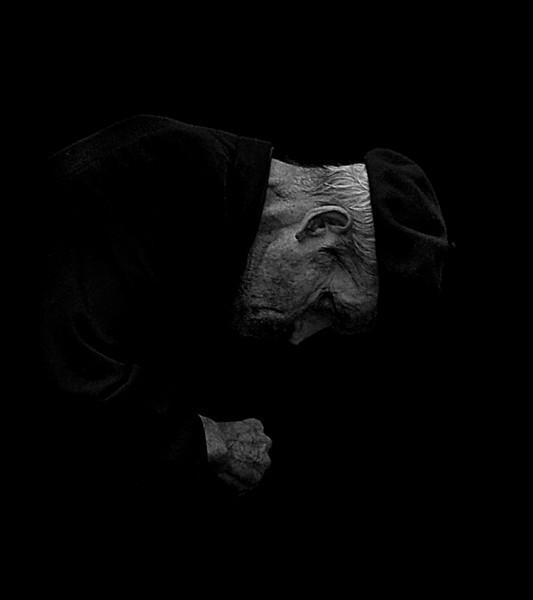 Barcelona Beggar