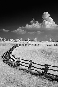Gold Creek Golf Course in  Infrared