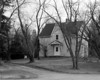 Went out looking for something to photograph to get images on the film to practice my developing. Came across this older home while driving around town.<br /> <br /> Leica M5, Kodak Tmax 400 developed for 7.5 minutes in Kodak D76 at 20C.