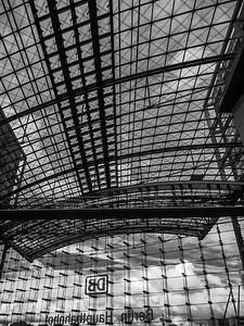 Berlin Train Station IR