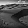 Follow the Tracks<br /> Great Sand Dunes<br /> Colorado