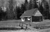While I was at this location, I took the opportunity to use several cameras to photograph this cabin. This photo was taken with a Leica R4 with bulk loaded Kodak Tri-X that had expired in 1997 (photo taken 2009).<br /> <br /> Film developed in Kodak D76 1:1 for 13 minutes at 18C.
