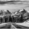 Rocky Mtn National  Park in the Winter