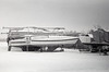 Local marina during the winter. Overcast sky, snow blanketing the ground, and still the snow falls.<br /> <br /> Argus C44 (1956) with Ilford HP5+ developed in Kodak D76 1:1 for 13 minutes at 20C.