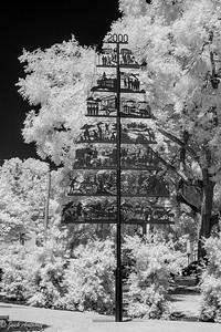 History Tree, Dahlonega, GA