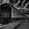 """Train to No Where""<br /> Mead, Colorado"