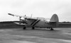 Antonov AN-2 sitting on the Dryden Regional Airport ramp on a lousy rainy day at the end of April 2011.<br /> <br /> Leica M5 loaded with Fuji Acros and developed in HC-110 for 6 minutes at 19C.