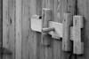 Serious latrine lock