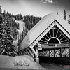 Sun Peaks covered Bridge