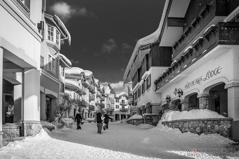 Sun Peaks Village